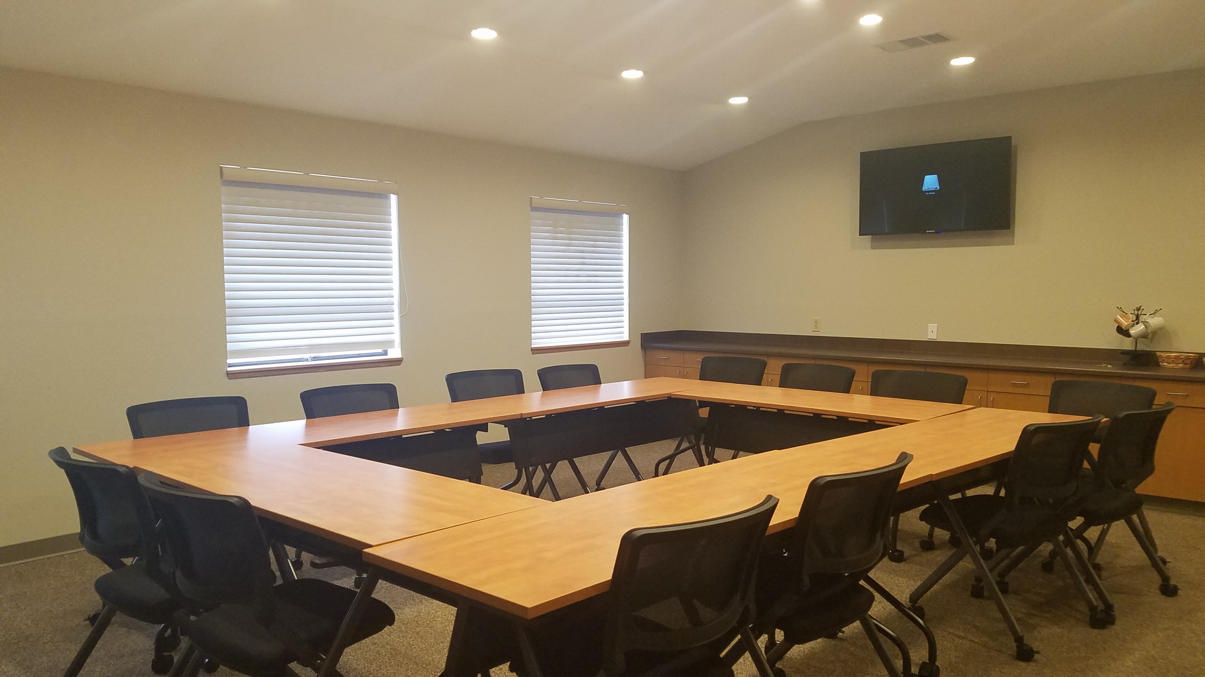 Visitor Center Meeting Room