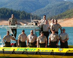 Shasta County Dive Team ~ 2007